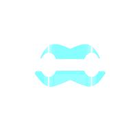 Litt på kanten - en norsk podcast logo stor