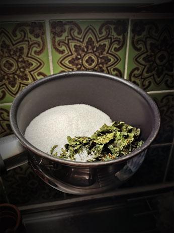Sirup til kullsyremaskin med bjørkesmak